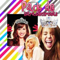 PAcKdeTiarASyCOROnas by PassionForCyrus