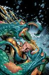 AQUAMAN # 32 by Summerset