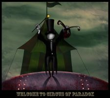 Circus of paradox... by son-of-a-biscuit