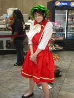 Chen Cosplay +touhou+ by tophina009