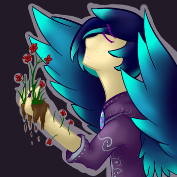 roses by bitterly-spiteful