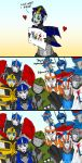 .:CE:. Eclipse and Ultra Magnus by a-paranoid-android