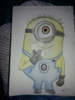Minion by DNASoul23