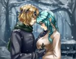 Winter Kisses by furesiya