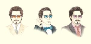 RDJ glasses by MigraineSky