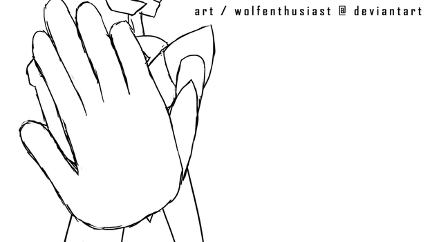 Steven Universe Animatic!! (Link below!!) by wolfenthusiast