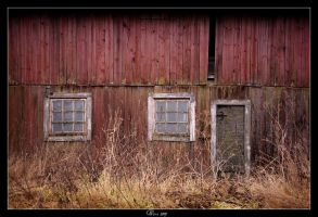 the old barn by WIRTA