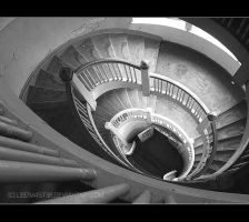 Downward Spiral by MichalKownacki