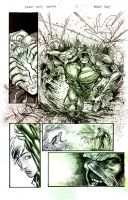 Swamp Thing Sample Page 5 by thecreatorhd
