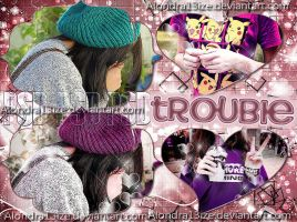 +Trouble PSD by alondra13ize