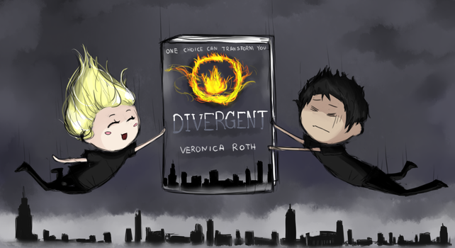 Divergent by bookaholic5