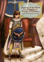 Tortall Project: The Knighting of Kel, Cover by Lady-Mage