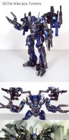 DOTM Wrecker: Topspin by Unicron9
