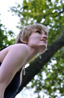 Up In a Tree III by Neriah-stock