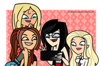 Hot chicks and iPhone by CrazyGeoff