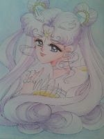 Sailor Cosmos by ladymadge