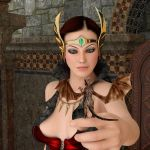 Gift from Secret Worshipper 2 by Amarie-Tinuviel