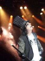 Alice Cooper IV by Tarjina