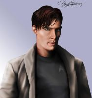 Star Trek Benedict Cumberbatch Profile by m-a-y-h-e-m