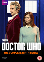 Doctor Who - The Complete Ninth Series DVD by WhovianCriminal