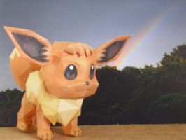 Eevee papercraft by TimBauer92