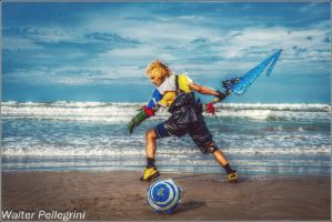Ready, Set, Go! - Tidus Cosplay by Leon Chiro by LeonChiroCosplayArt