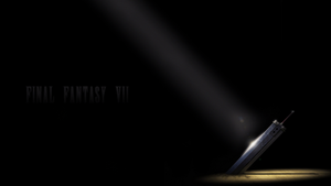 Final Fantasy VII Wallpaper by Slydog0905