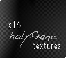 x14 HALFTONE textures by crossroadblues