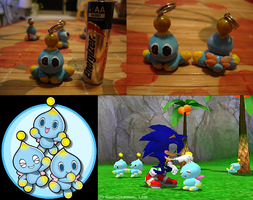 Chao Charm by CritterKat