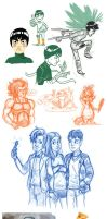 Sketchdump may2011 by TRAVALE