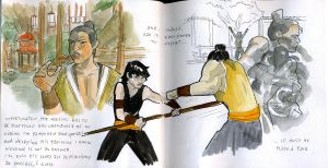 Chronicles of Jade Empire (VI) by crisurdiales
