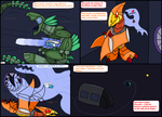 The Blue Tri Pilot Page 1 by Chronicle-King