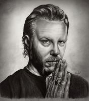 james hetfield by ercansebat
