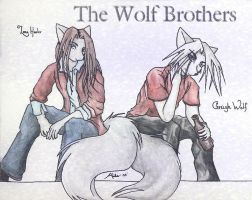 The Wolf Brothers Part II by Aliehs