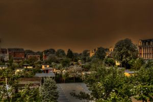 Wittenberg HDR by Charon1