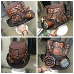 Steampunk hat by LenaCostumes