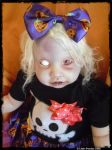 Zombie Baby FOR ADOPTION by Little-Psycho-Lilith
