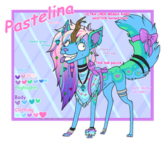 Pastelina - MYO stick by MizAmy