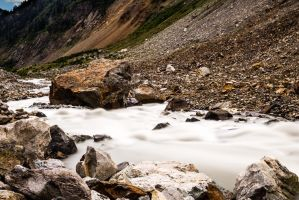 Glacier's River by Glazier213