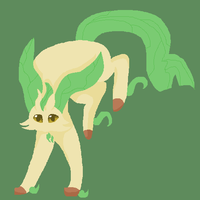 Leafeon by prussiawashere999