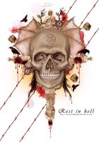 Rest in Hell by perantaumalam