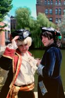 APH: Privateers by Popsimgirl