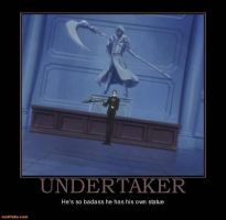Undertaker by Mythologychick