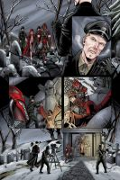 Coven #1 page 2 preview (unlettered) by RIVOLUTION