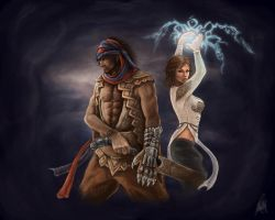 Prince of Persia by NightWish666