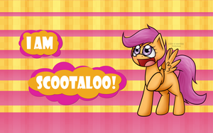 Scoots wallpaper by alittleofsomething