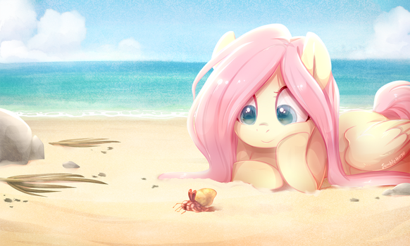 Beach by JumbleHorse