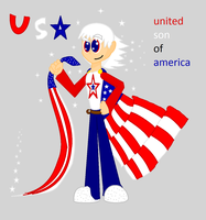 Usa by C-wonder1