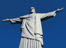 Christ The Redeemer Paint By Number Art Kit by numberedart