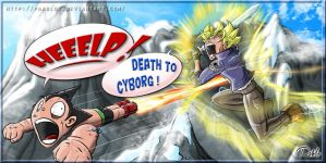 No Cyborg by PAabloO